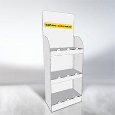 Hafif Ürün Standı A-3101